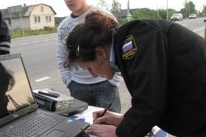 Как проверить автомобиль на наличие ареста судебными приставами.