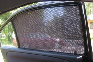 Альтернатива солнцезащитных штор для авто.