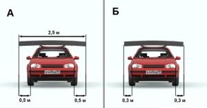 Основные правила перевозки габаритных грузов.