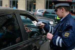 Процедура изъятия водительского удостоверения