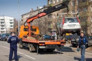 Способы предотвращения эвакуации автомобиля.