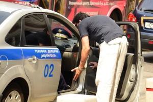 Штраф за перевозку детей без детского кресла в автомобиле.