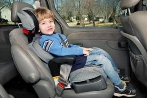 Требования к детскому креслу.