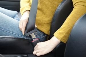 Размер штрафа за непристегнутого ребенка в автомобили.