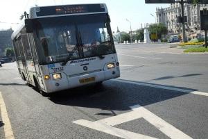 Приоритет движения маршрутных транспортных средств.