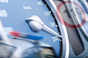 Таблица скоростного движения на дорогах.