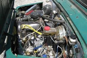 Замена двигателя на модель с большей