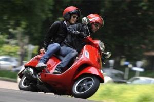 Получение прав для управления скутером (мопедом)