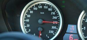 Актуальная таблица штрафов ГИБДД за превышение скорости